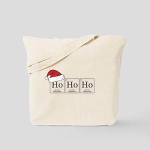 Ho Ho Ho [Chemical Elements] Tote Bag